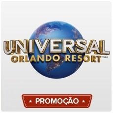 PROMOÇÃO 3 DIAS 2 PARQUES UNIVERSAL ORLANDO